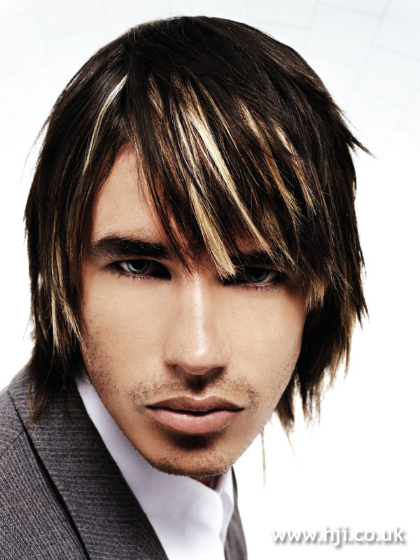2006 men mid length hairstyle