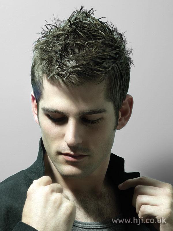 2006 men's short hairstyle