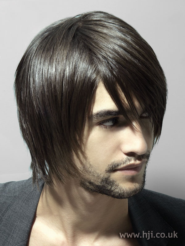 2006 men's straight hairstyle