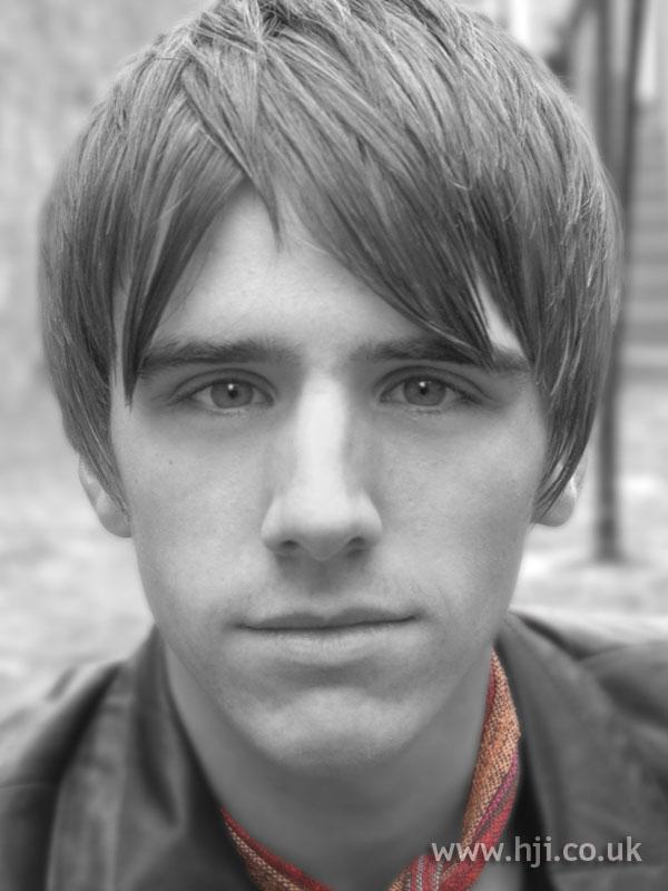 2006 men tetxure