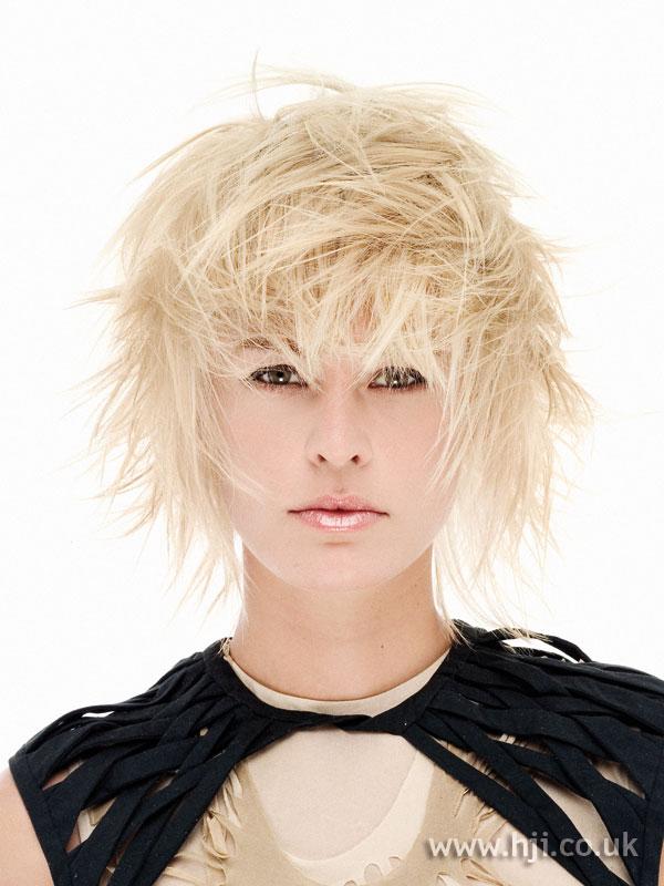 2006 messy blonde