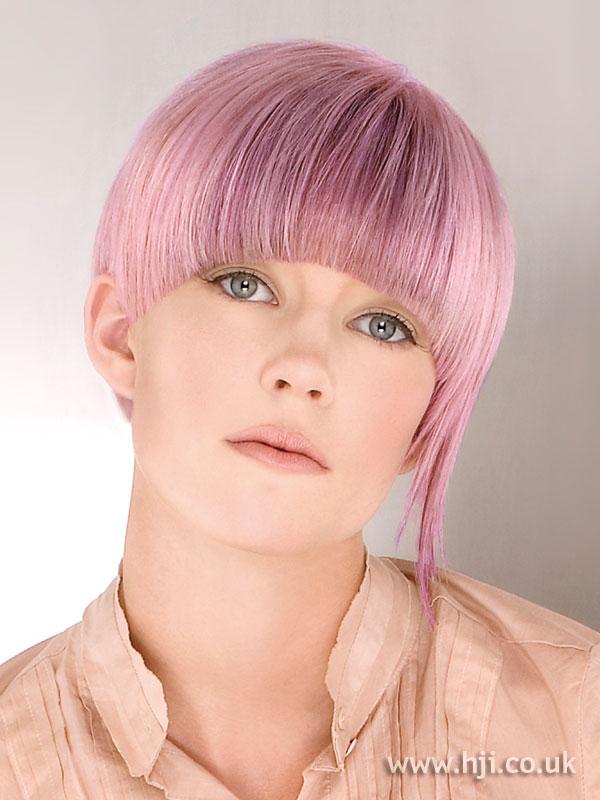 2006 pink asymmeric