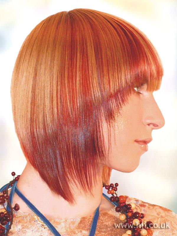 2006 red streaks