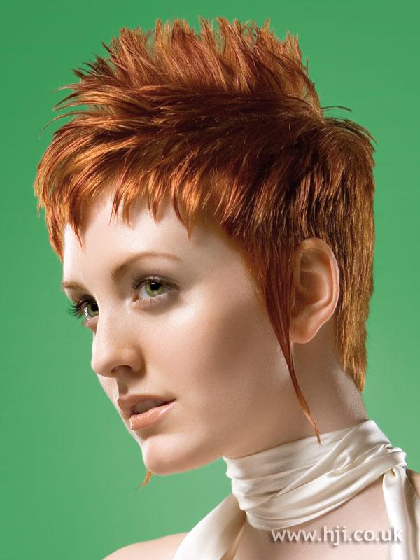 2006 redhead crop