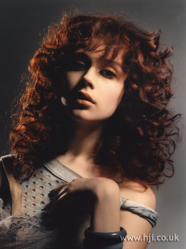 2006 redhead curls8