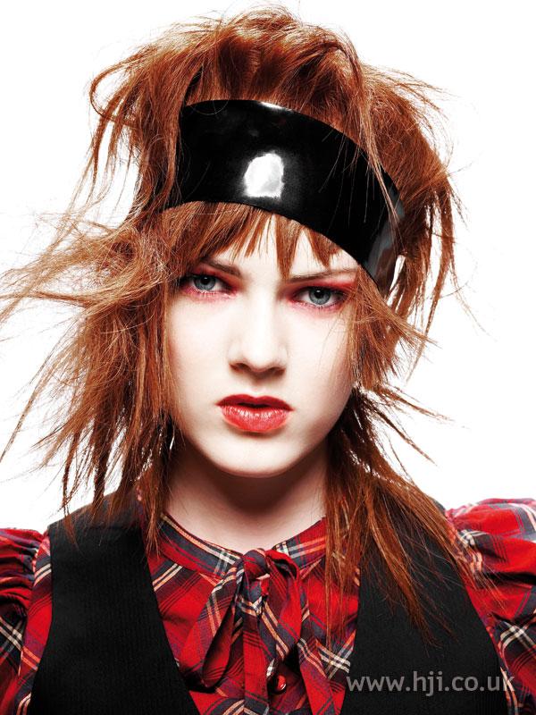 2006 redhead headband