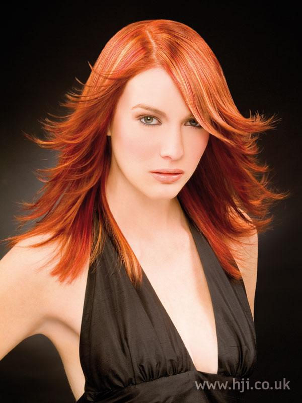2006 redhead vibrant