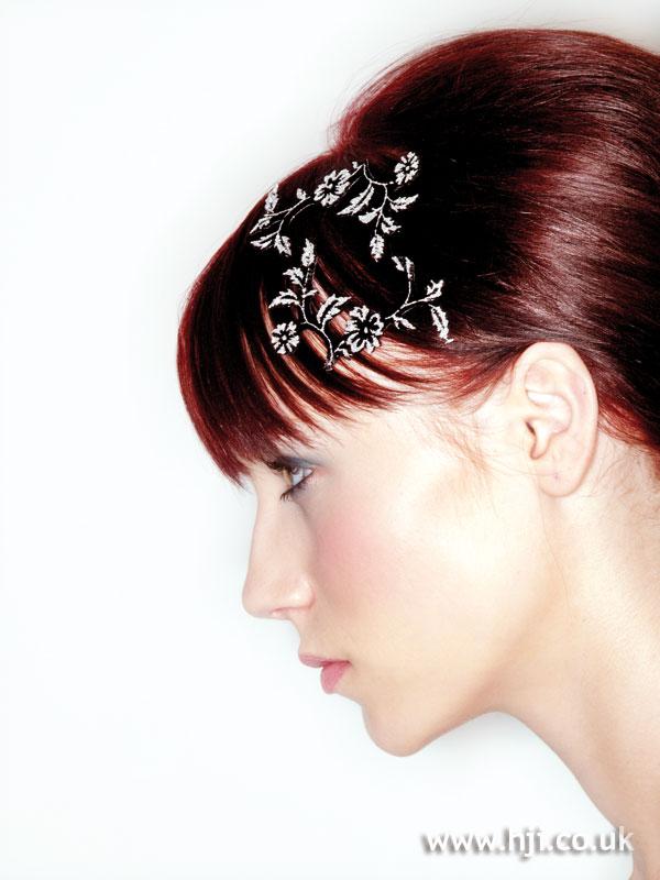 2006 updo redhead