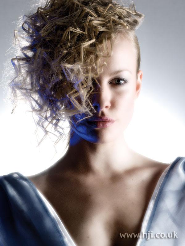 2007 angular curls