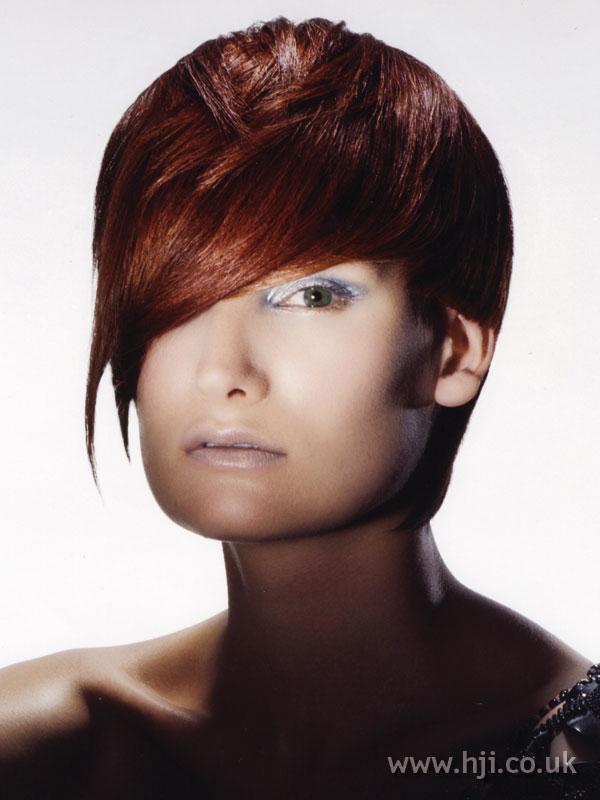 2007 asymmetric redhead
