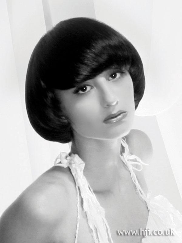 2007 black white