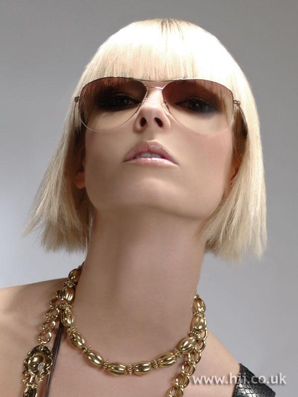 2007 blonde glasses