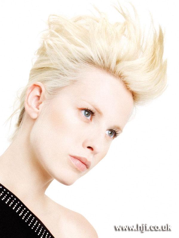 2007 blonde quiff2