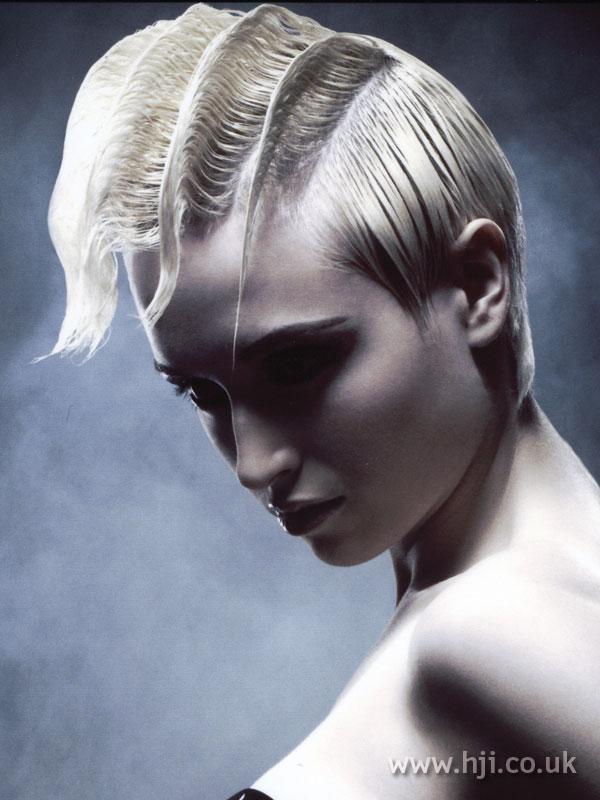 2007 blonde ridges
