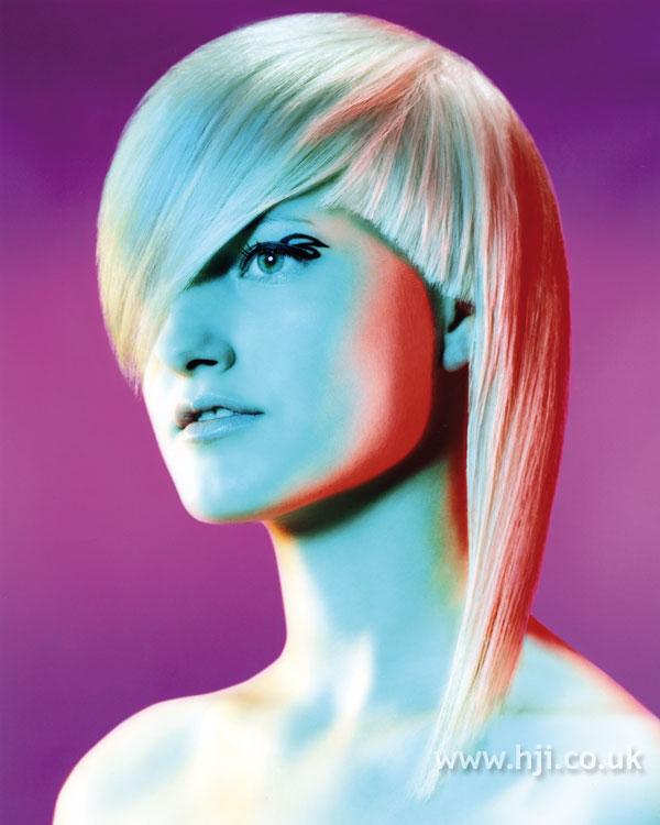 2007 blonde shape