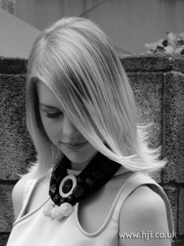 2007 blonde straight