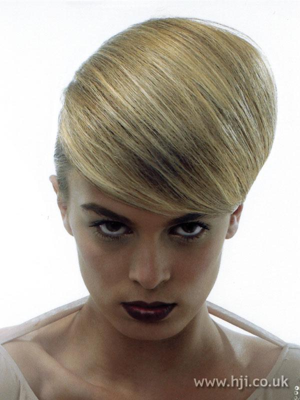2007 blonde updo5
