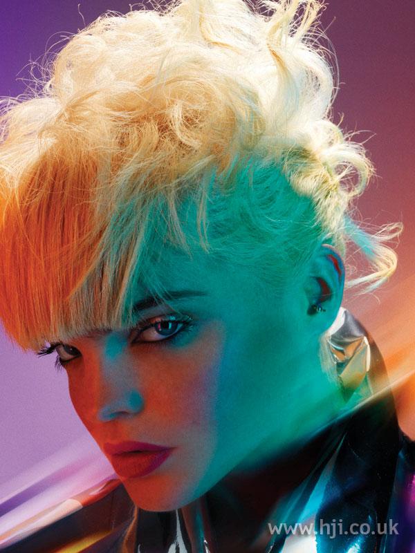 2007 blonde updo8
