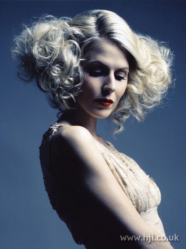 2007 blonde width