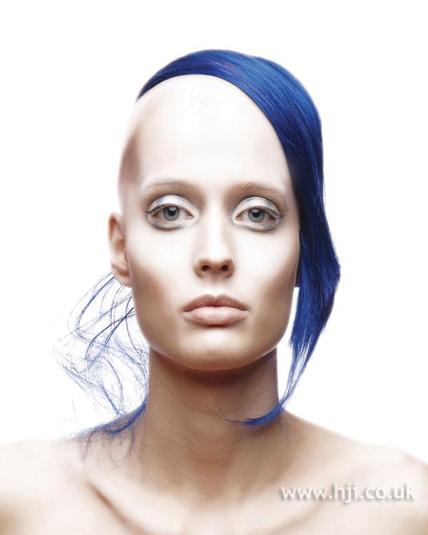2007 blue asymmetric