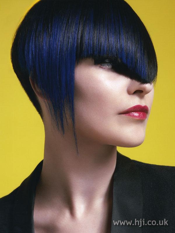 2007 blue black