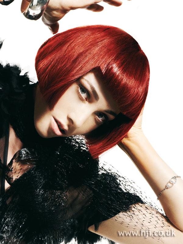2007 bold redhead
