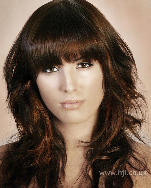 2007 brunette fringe1