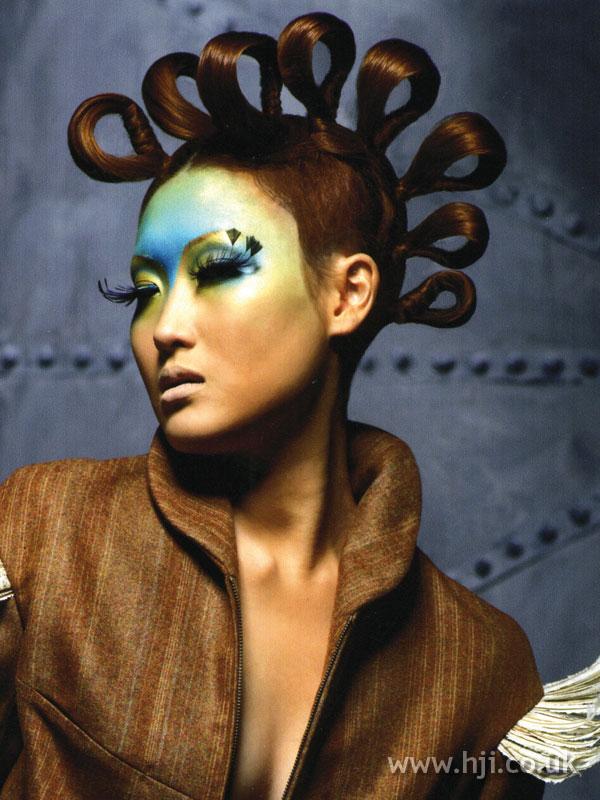 2007 brunette loops