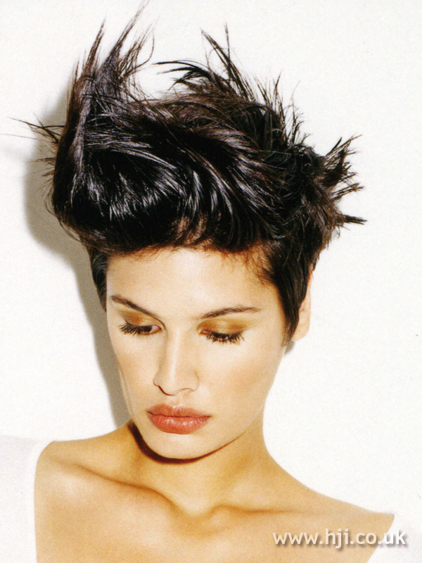 2007 brunette quiff4