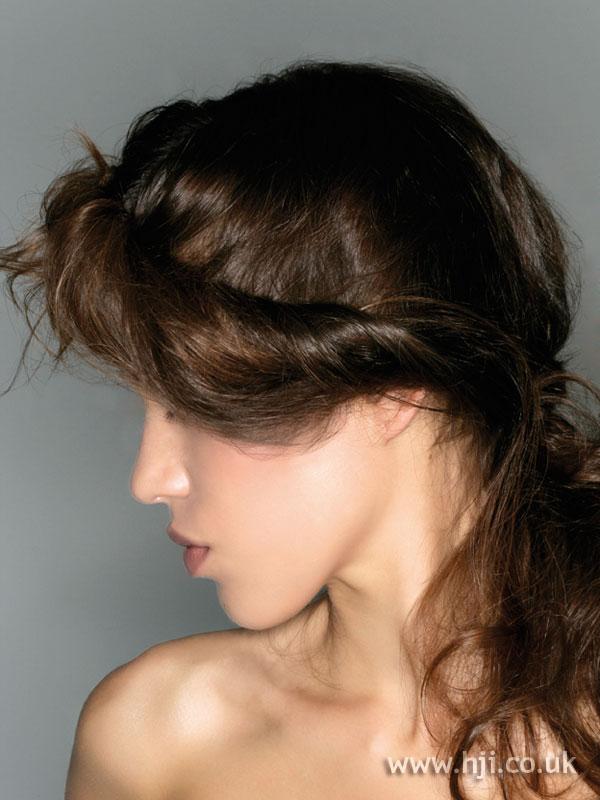 2007 brunette roll