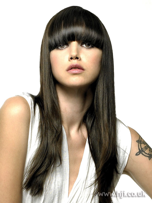 2007 brunette straight