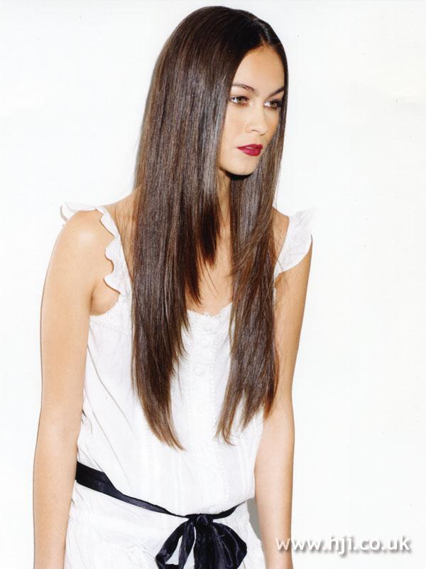 2007 brunette straight8