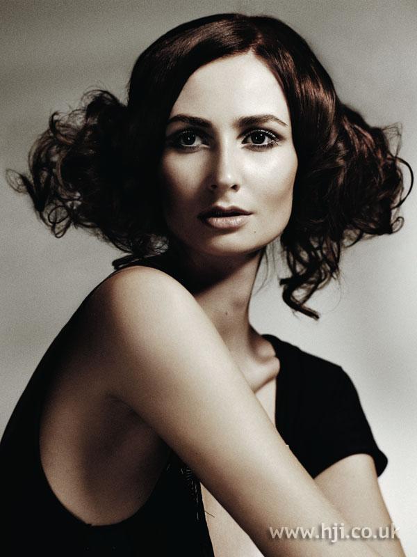 2007 brunette updo1