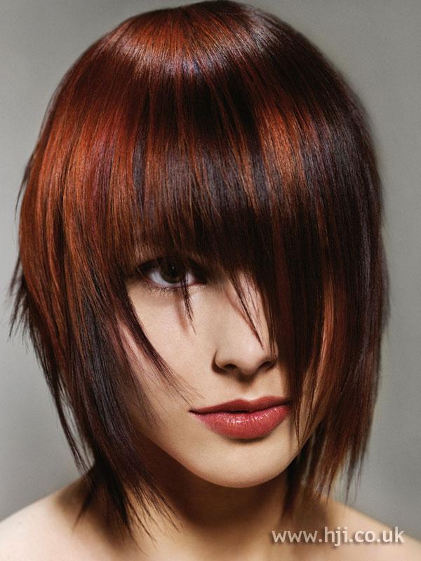 2007 choppy redhead