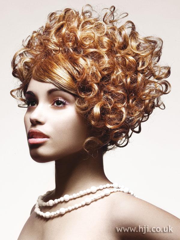 2007 copper curls