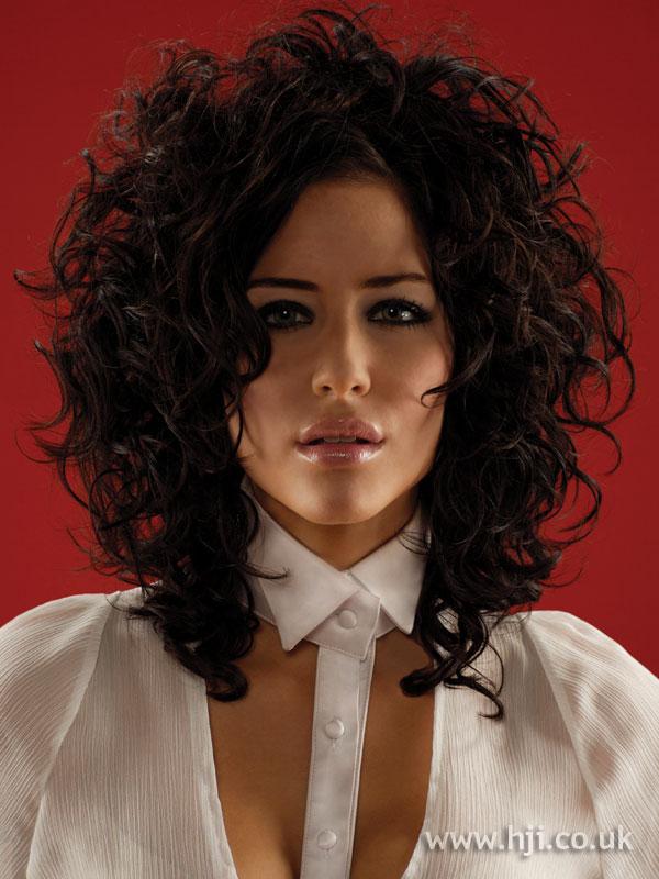 2007 curls brunette