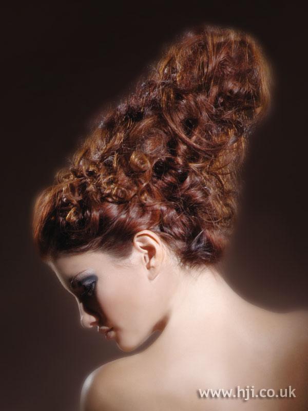 2007 curls cone