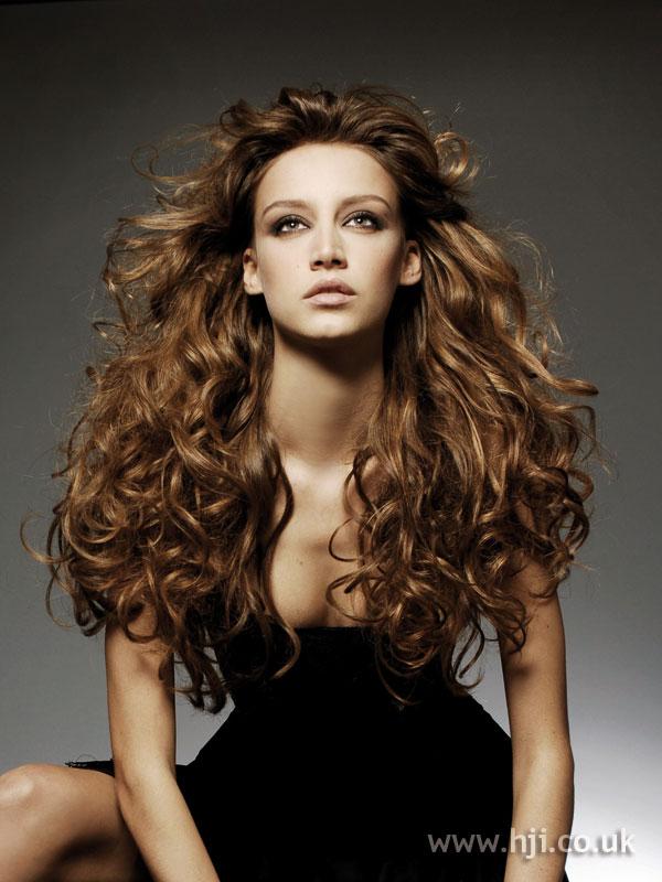 2007 curls volume