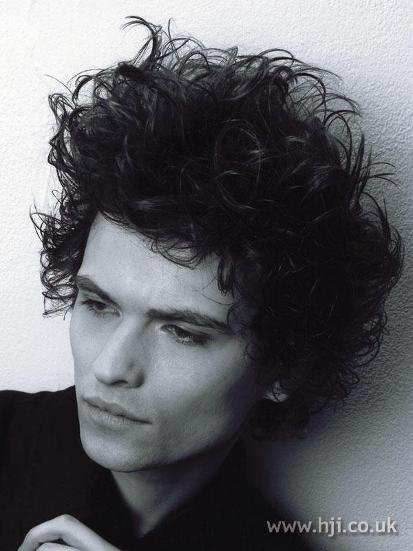 2007 dark curls3
