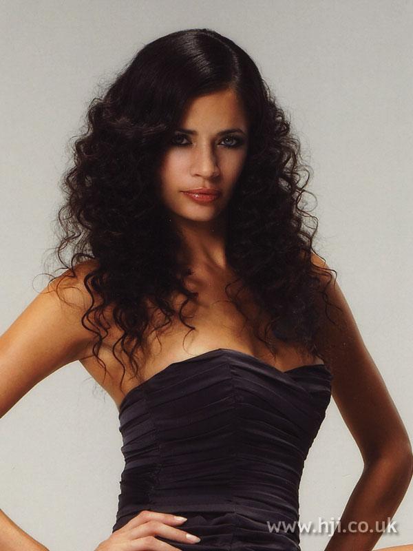 2007 dark curls8
