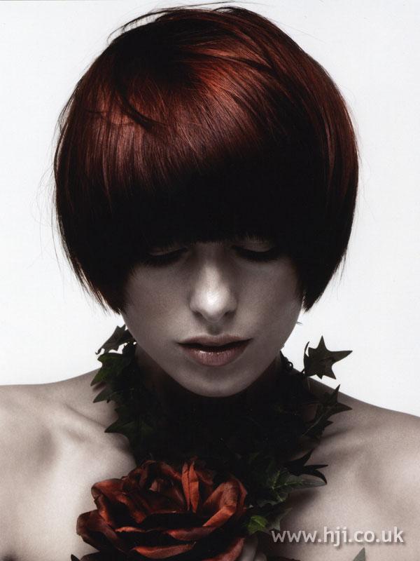 2007 deep red