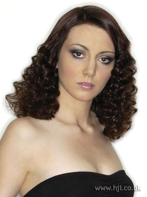 2007 glossy curls