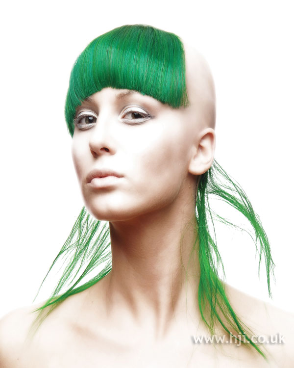 2007 green fringe