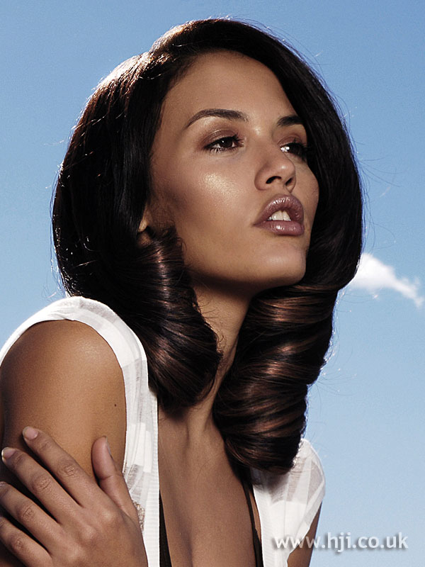 2007 large curls