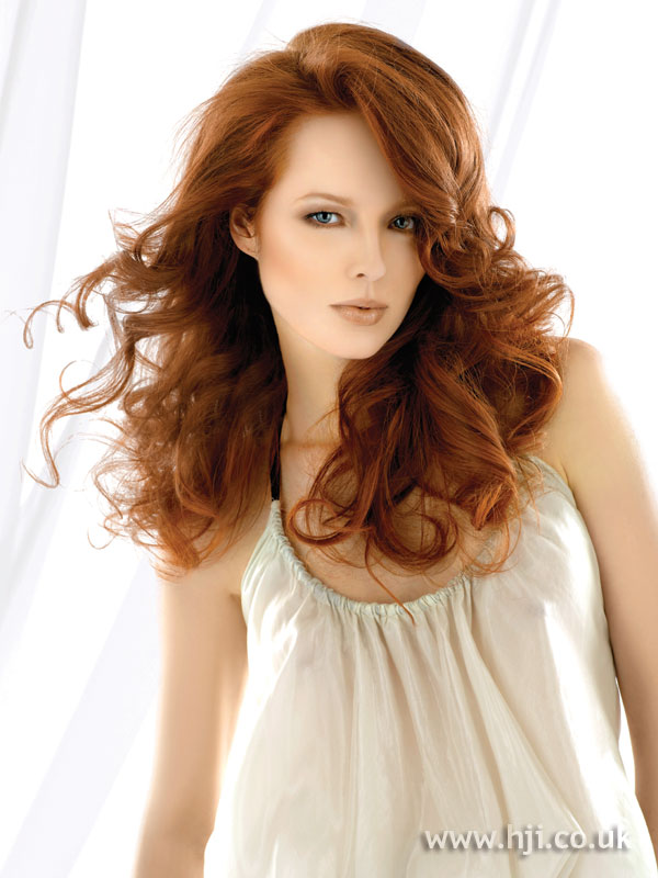 2007 long redhead