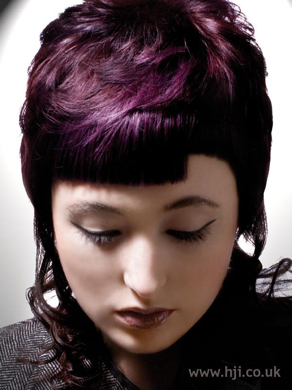2007 purple fringe