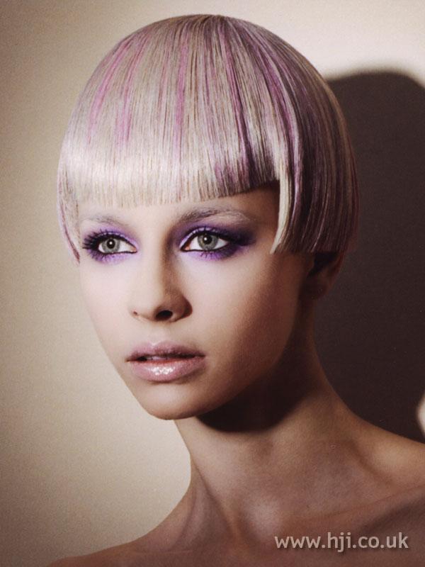 2007 purple streaks