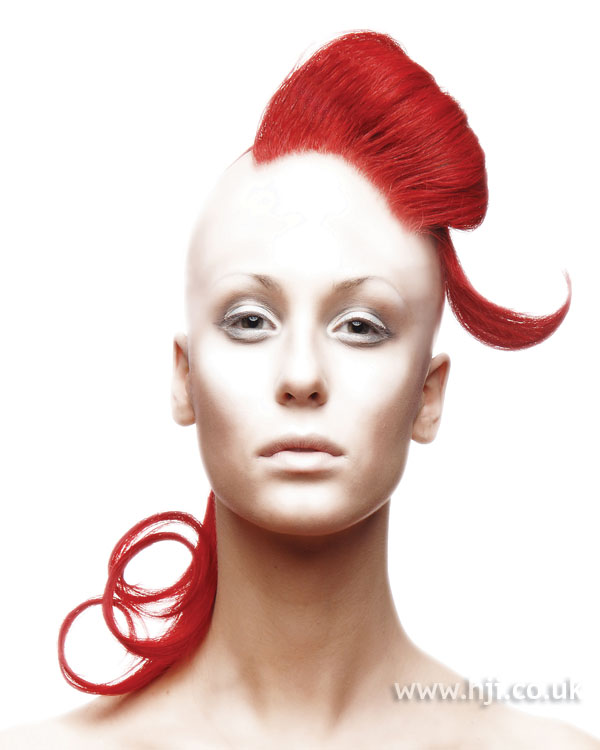 2007 red mohican