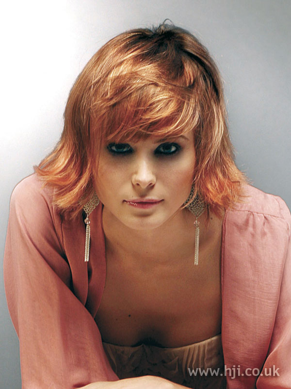 2007 redhead bob
