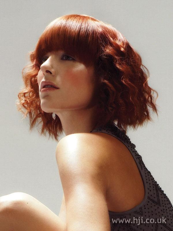 2007 redhead curls25